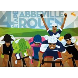 2012 Tour de France Stage 4