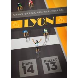 2013 Tour de France Stage 14